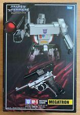 G1 Transformers MP-5 Masterpiece Megatron, 100% complete, MP-05