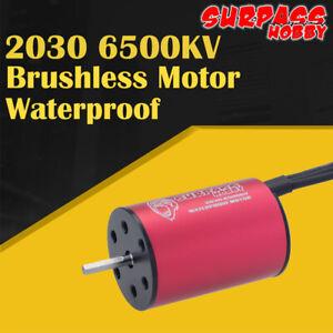 SURPASSHOBBY 2030 6500KV 2S Brushless Motor for 1:20/1:18 RC Drift Racing Car