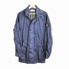 Stone Island Membrana 3L TC Jacket Windbreaker Hooded Parka Men's Size Medium