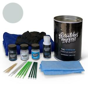 Exact-Match Touch Up Paint Kit - Piaggio Excalibur Gray (738/A)