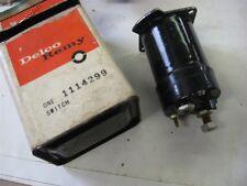 1962-68 International tractor Delco Remy starter solenoid ( NOS) #1114299