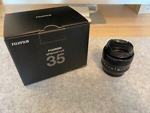 Fujifilm Fujinon XF 35 mm f/1.4 R Objektiv