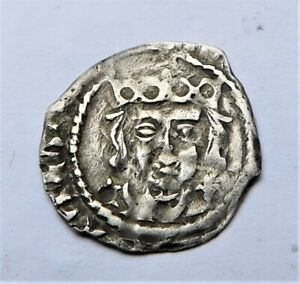 NO RESERVE Irish? Edward IV Penny 1d