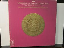 Ravi Shankar/Ali Akbar Khan/Balachander-Anthology of Indian Music, Vol 1 Box set