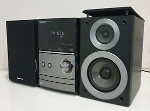 PANASONIC SA-PM500 Stereo System Micro Component CD MP3 AM/FM Radio USB