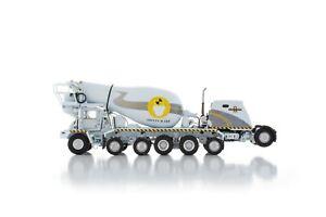 "Oshkosh S-Series Cement Mixer - ""SAFETY 360"" - 1/50 - TWH #075-01065"