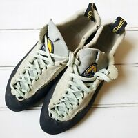 LA SPORTIVA Mythos Climbing Shoes UNISEX EU 40 UK 6.5  US Mens 7.5 Womens 8.5
