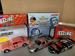 Lot of Dale Earnhardt NASCAR Diecast 1:24 1956 Ford K2 goodwrench plus  lot30