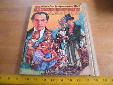 Dunningers Magic Tricks Vintage book 1940's Saalfield Htf Magician