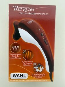 Wahl Deluxe Heated Massager