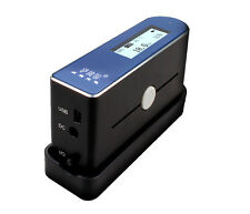 Glossmeter Gloss Meter 0-200Gu WG60 for Paint Coating Marble Plastic Car Phone Y