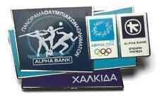 Pin Spilla Olimpiadi Athens 2004 - Chalkida (ΧΑΛΚΙΔΑ)