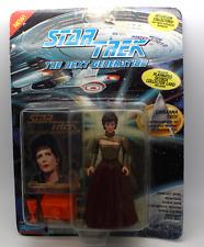 Playmates Star Trek The Next Generation Lwaxana Troi U.S.S. Enterprise  Neu Ovp