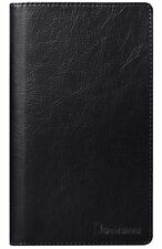GreatShield RFID Blocking PU Leather 10 Slot Passport Holder Wallet Card Cover