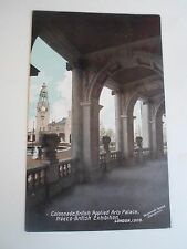 PC Colonnade British Applied Arts Palace Franco British Exhibition London 1908