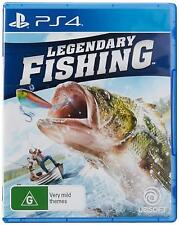 Legendary Fishing Game Ps4 Sony PlayStation 4