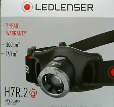 Led Lenser H7R.2 coast LED Headlamp Head Torch Rechargeable ZL7298 300 lumens