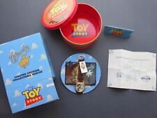 Disney's Toy Story Woody Limited Edition Collectors Watch #581 of 7500 NIB