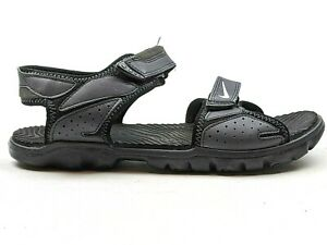 Nike Youth Santiam 5 Gray Strap Hiking Sport Casual Outdoor Sandals Size US 7Y