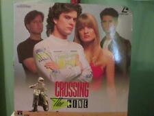 Crossing the Line  (Laserdisc)