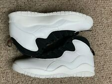 Nike Air Jordan 10 Retro I'm Back No Box Lid 310805 104 SZ:US MENS SZ 10