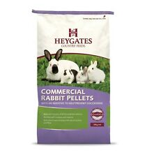 More details for 20kg heygates commercial rabbit pellets with acs (coccidiostat) rabbit food feed