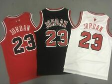 Men's / Youth #23 Michael Jordan Chicago Bulls Throwback Jerseys Stitched All