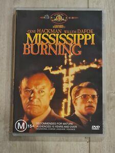 Mississippi Burning - DVD - R4 - FAST POST