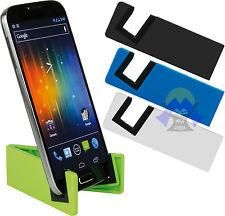 Porta TELEFONO Per iPHONE Compatibile SAMSUNG Galaxy SUPPORTO Universale TAVOLO