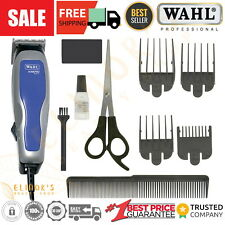 Wahl Professional Hair Clippers Men's Barber Set Easy Basic Head Shaver Trimmer