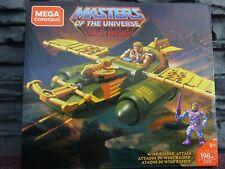 Mega Construx Motu Masters of the Universe Wind Raider NEU OVP