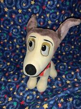 "Pound Puppies Brown & Tan Puppy 7"" Plush Stuffed Animal Toy by Hasbro"