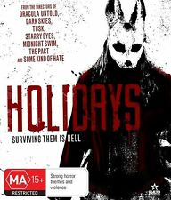 Holidays (Blu-ray, 2016)