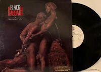 BLACK SABBATH - The Eternal Idol LP 1987 Orig. 1st Pressing Warner w/Tony Martin