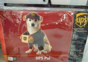 UPS PAL COSTUME FOR DOG