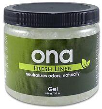 ONA GEL Fresh Linen 30oz ounce - odor control neutralizer air clean