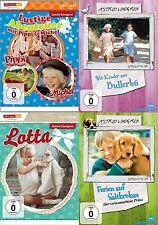 Best of Astrid Lindgren Bullerbü Pippi Longstocking Michel Lotta 4 DVD