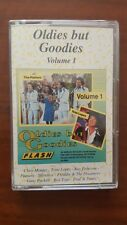 Various -- Oldies But Goodies Vol. 1 MC EU F 8311-4 Trini Lopez Platters