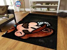 Vintage Gift - Super Mario Area Rug For Living Room, Kitchen Room Decor Home USA