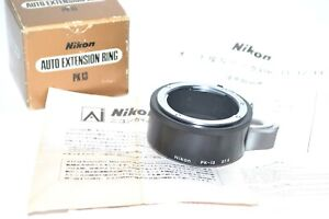 [MINT] Nikon PK-13 27.5 Auto Extension Ring Tube with Box PK 13 from JAPAN #34