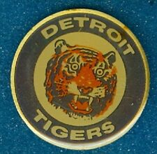 1990 Detroit Tigers Ace Novelty Co Lapel/Hat Pin 1-1/4 Inches Never Used