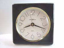 Vintage Howard Miller Desk,Mantel,Shelf Quartz Clock New & Unused 622-898