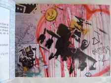Banksy Happy Choppers Defaced Graffiti A3 Photo Print Poster