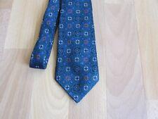 Original AQUASCUTUM London all Silk Tie Made in England