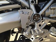 BMW R1200GS 05/12 Rear Brake master cylinder protector guard Silver powder coat