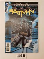 Futures End: Batman 3D Holo Lenticular New 52 NM 1st Print 2014 DC