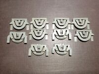 50 Windshield Reveal Moulding Clips For GM 20169887