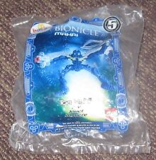 2007 LEGO Bionicle McDonalds Happy Meal Toy - Toa Nuparu #3