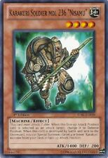 "Karakuri Soldier mdl 236 ""Nisamu"" - STBL-EN019 - Common 1st Edition"