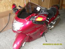 Honda CBR 1100 XX Blackbird incl.Givi Kofferset
